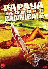 Papaya Love Goddess Of The Cannibals DVD