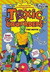 Toxic Crusaders The Movie DVD