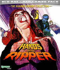 Hands Of The Ripper Blu-Ray/DVD