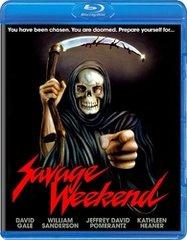 Savage Weekend Blu-Ray