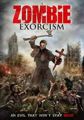 Zombie Exorcism DVD