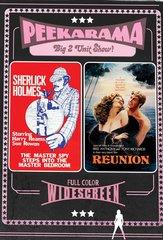 Sherlick Holmes / Reunion DVD