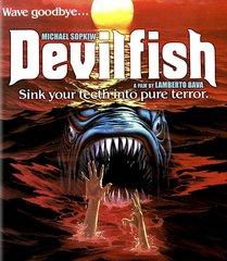 Devil Fish Blu-Ray
