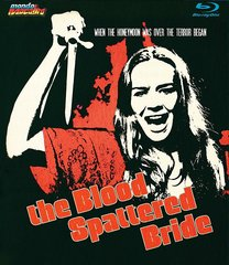 Blood Spattered Bride Blu-Ray