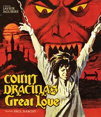 Count Dracula's Great Love Blu-Ray/DVD