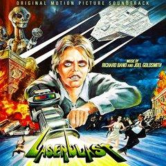 Laserblast CD Soundtrack