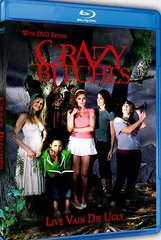Crazy Bitches Blu-Ray