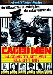 Caged Men DVD