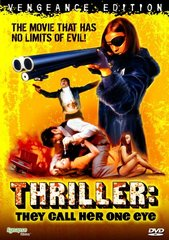 Thriller: They Call Her One Eye DVD