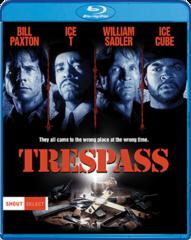 Trespass (Collector's Editon) Blu-Ray