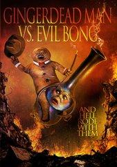 Gingerdead Man Vs Evil Bong DVD