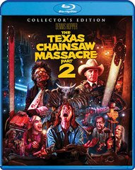 Texas Chainsaw Massacre 2 Blu-Ray