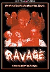 Ravage DVD