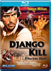 Django Kill... If You Live Shoot Blu-Ray