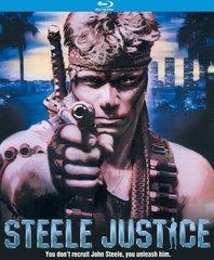 Steele Justice Blu-Ray