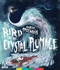 Bird With The Crystal Plumage (Limited Edition) Blu-Ray/DVD