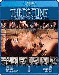 Decline Of Western Civilization Blu-Ray