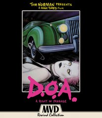 DOA: A Right Of Passage Blu-Ray/DVD