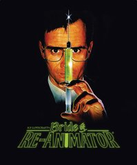 Bride Of Re-Animator (Limited Edition) Blu-Ray Steelbook