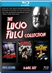 Lucio Fulci Collection Blu-Ray