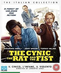 Cynic The Rat And The Fist Blu-Ray (Region Free)