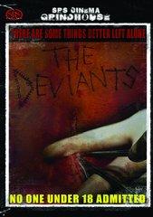 Deviants DVD