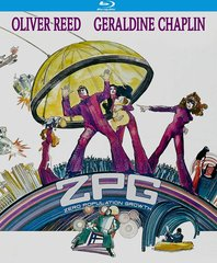 ZPG (Zero Population Growth) Blu-Ray