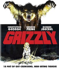 Grizzly Blu-Ray