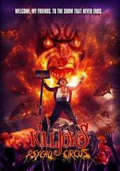 Killjoy's Psycho Circus DVD
