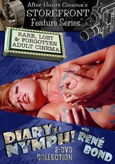 Diary Of A Nymph: 3 Film Grindhouse Collection DVD