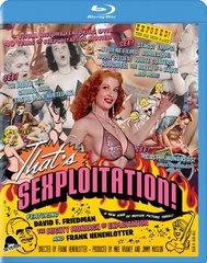 That's Sexploitation Blu-Ray