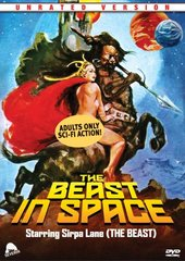 Beast In Space (Unrated Version) DVD