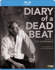 Diary Of A Dead Beat Blu-Ray/DVD