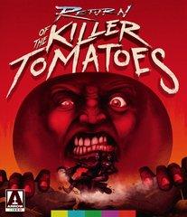Return Of The Killer Tomatoes Blu-Ray