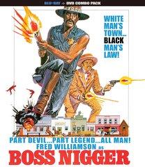 Boss Nigger Blu-Ray/DVD