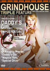 Daddy's Girl 70's Triple Feature DVD