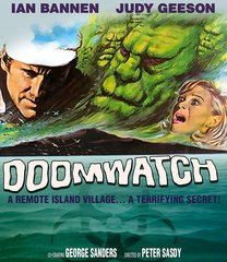 Doomwatch Blu-Ray