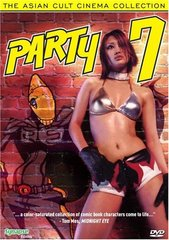 Party 7 DVD