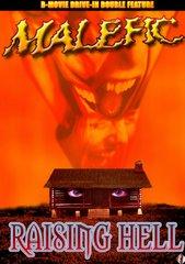 Malefic / Raising Hell DVD
