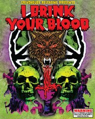 I Drink Your Blood Blu-Ray (with Horror Hypo Needle)