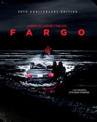 Fargo (20th Anniversary Edition) Blu-Ray Steelbook