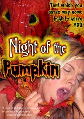Night Of The Pumpkin DVD