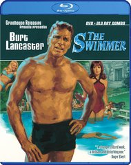 Swimmer Blu-Ray/DVD