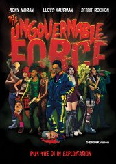Ungovernable Force DVD