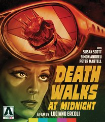 Death Walks At Midnight Blu-Ray