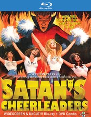 Satan's Cheerleaders Blu-Ray/DVD