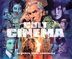 Cult Cinema: An Arrow Video Companion Book (US SHIPPING ONLY)