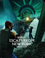 Escape From New York Blu-Ray Steelbook