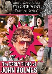 Early Films Of John Holmes DVD