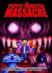 Puppet Monster Massacre DVD